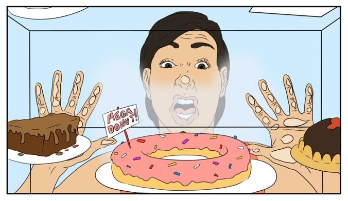 Donut Guilt 1